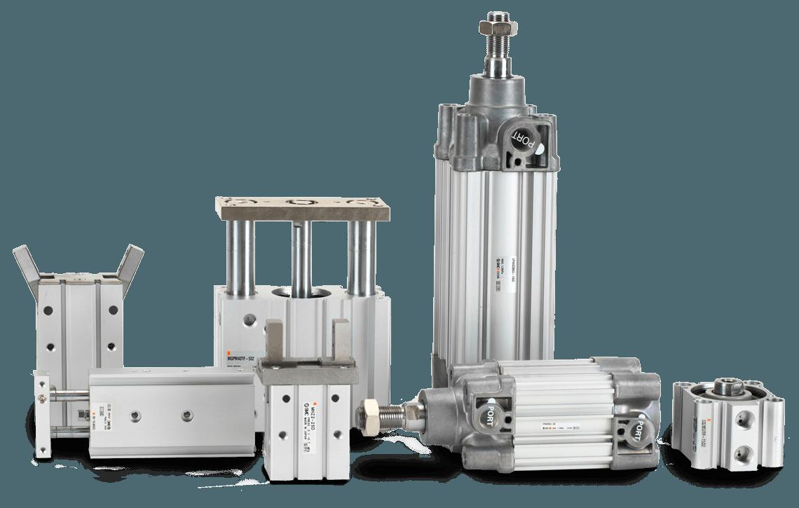forniture industriali, automazione industriale, componentistica pneumatica